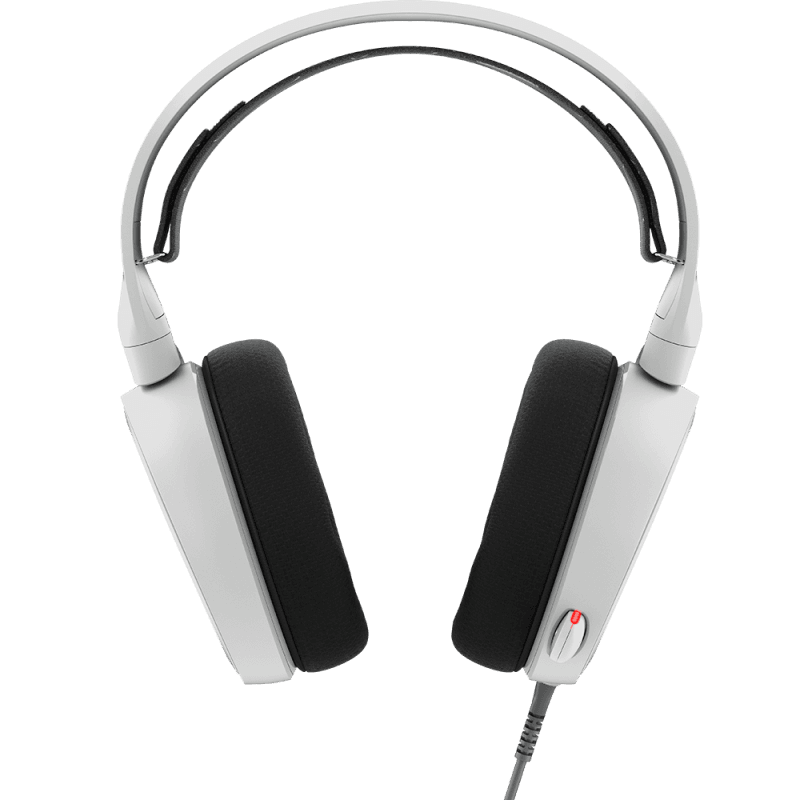 Наушники SteelSeries Arctis 5 White - фото 3