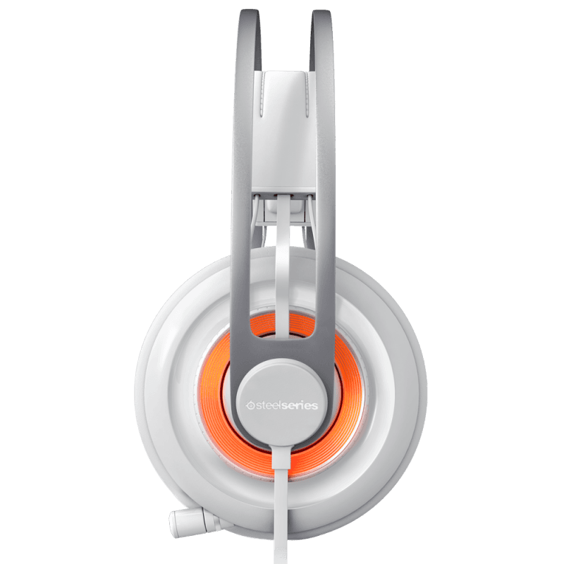 SteelSeries Siberia Elite White - фото 3