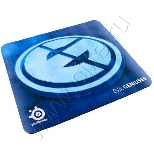 SteelSeries QcK+ limited edition Evil Geniuses - фото 2