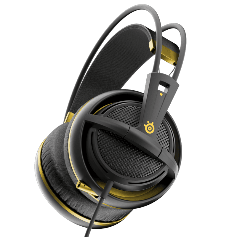 SteelSeries Siberia 200 Alchemy Gold - фото 6