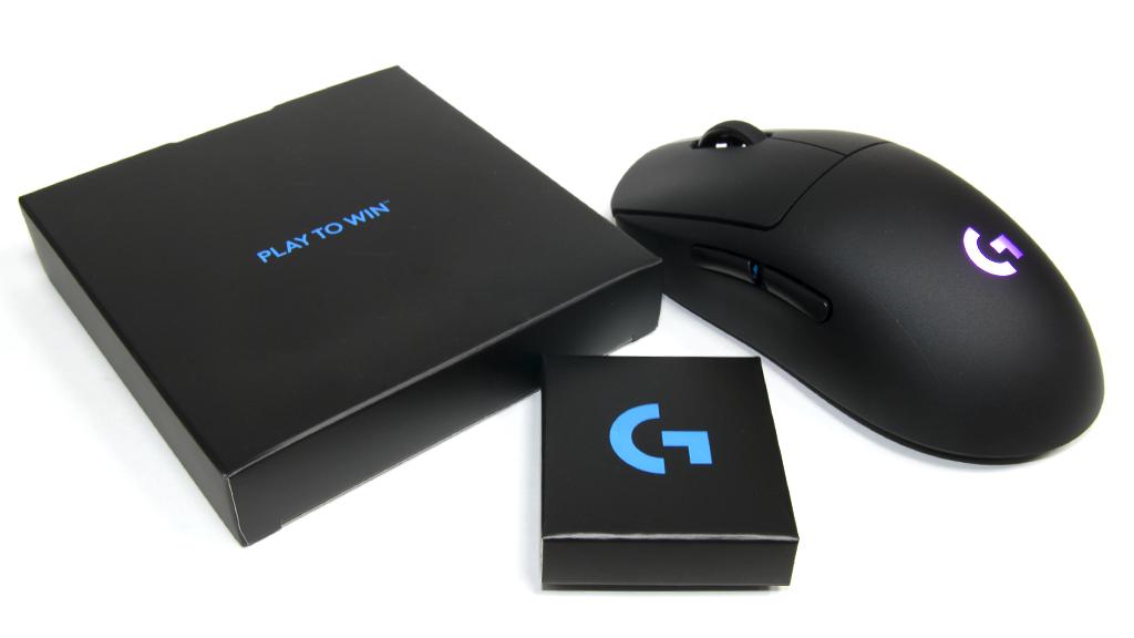 Комплектация Logitech G Pro Wireless
