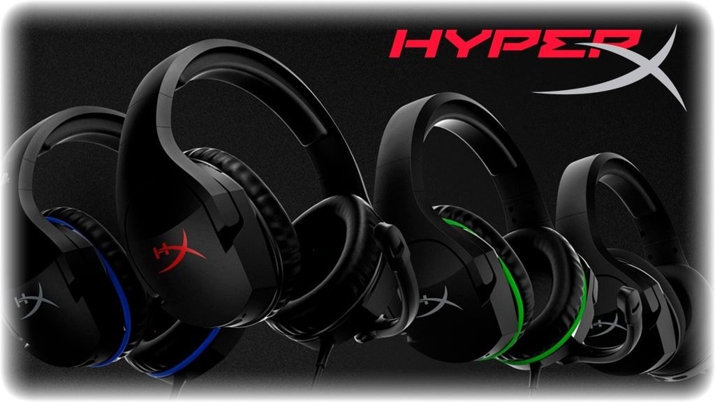 Пополнение в рядах гарнитур HyperX: Cloud Stinger Core, Cloud Stinger Core +7.1 и Cloud Stinger Core Wireless +7.1