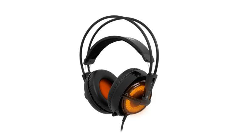 SteelSeries Siberia v2 Heat Orange Headset уже в продаже