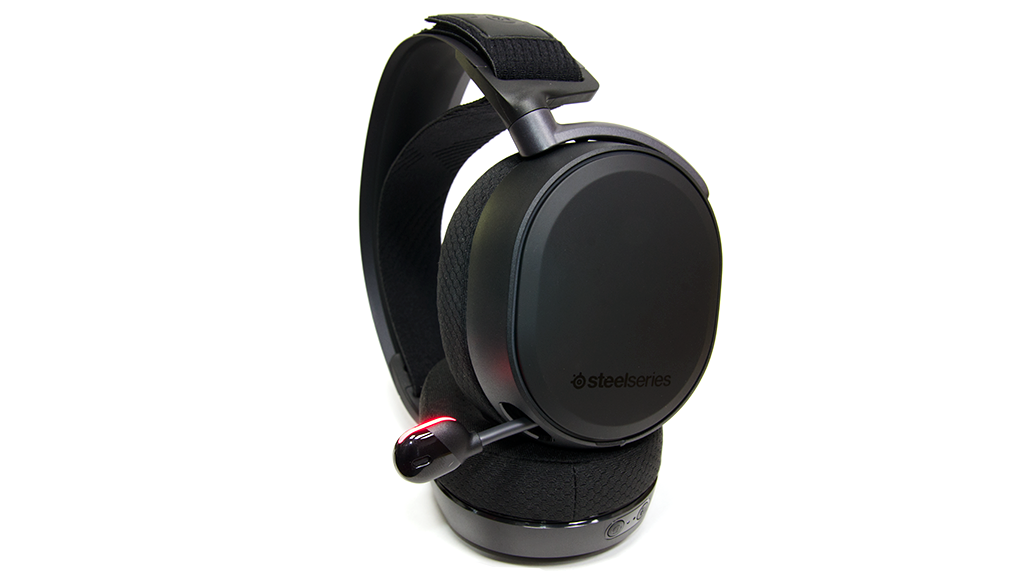 Особенности SteelSeries Arctis Pro Wireless