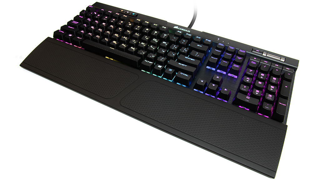 Где купить Corsair K70 RGB MK.2 Cherry MX Blue