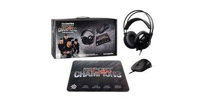 SteelSeries eSport Champions Gaming Gear Collection поступил в продажу