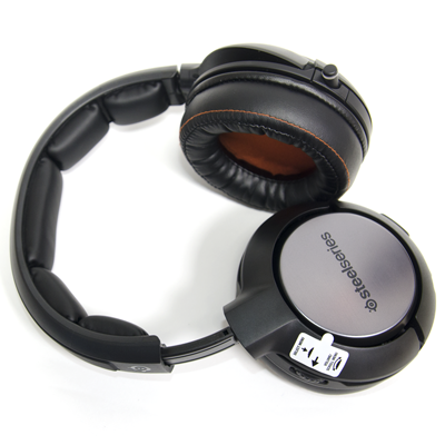 Внешний вид Steelseries Siberia 840 Bluetooth