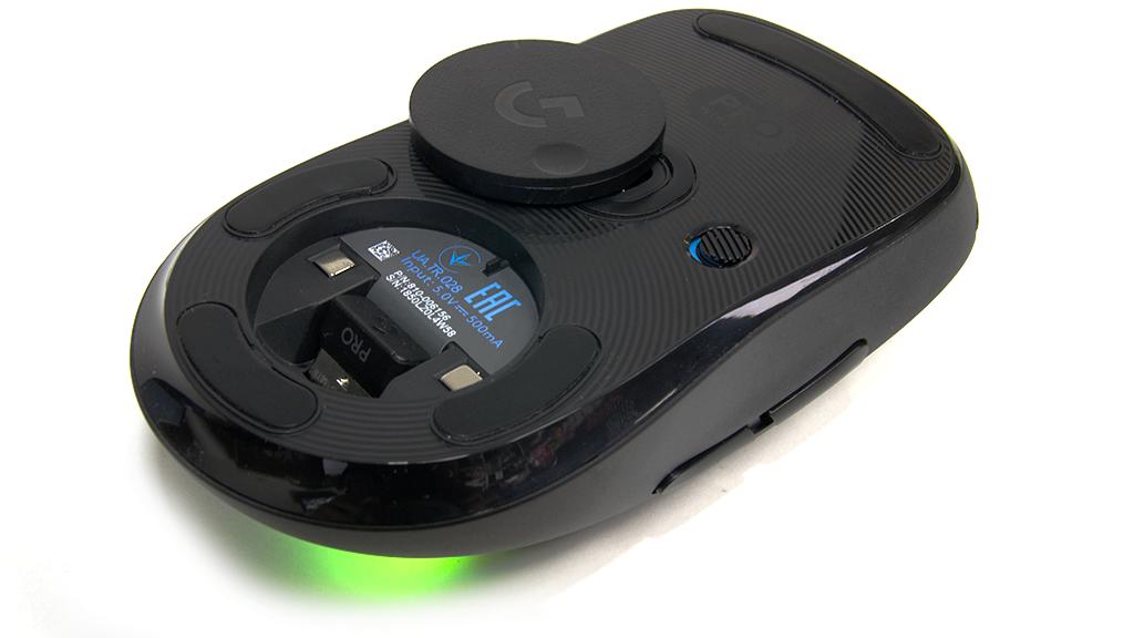 Чувствительный датчик Logitech G Pro Wireless