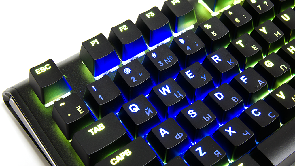 Оповещения SteelSeries Apex M750 TKL