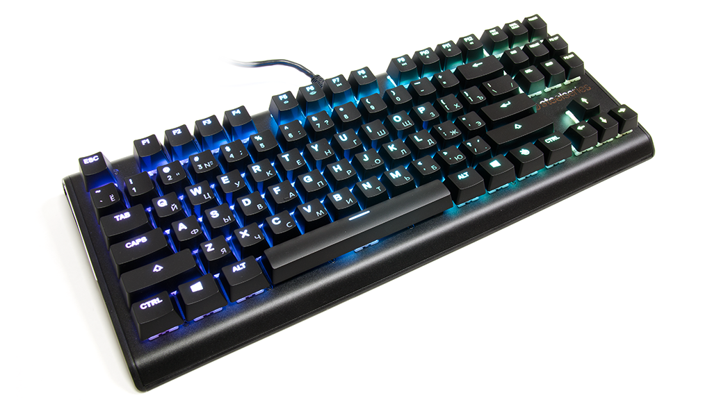 Комплектация SteelSeries Apex M750 TKL