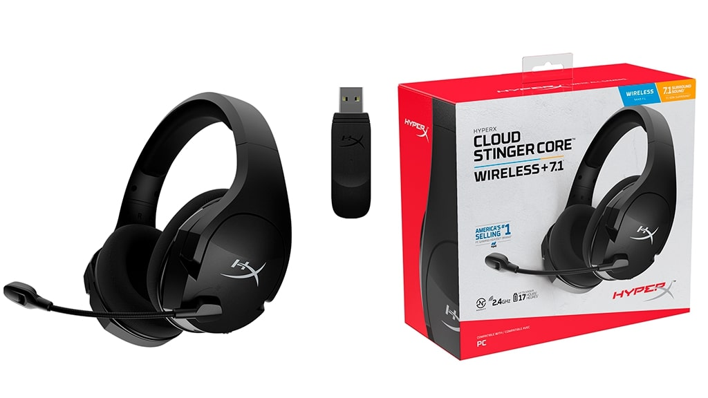 Отличия HyperX Cloud Stinger Core, Cloud Stinger Core +7.1 и Cloud Stinger Core Wireless +7.1