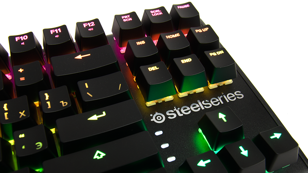 Подсветка SteelSeries Apex M750 TKL