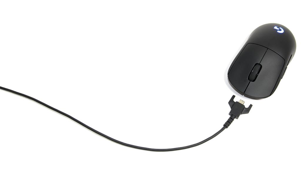 Эргономика Logitech G Pro Wireless