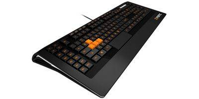 SteelSeries выпустила клавиатуру SteelSeries Apex Gaming Keyboard Fnatic Edition