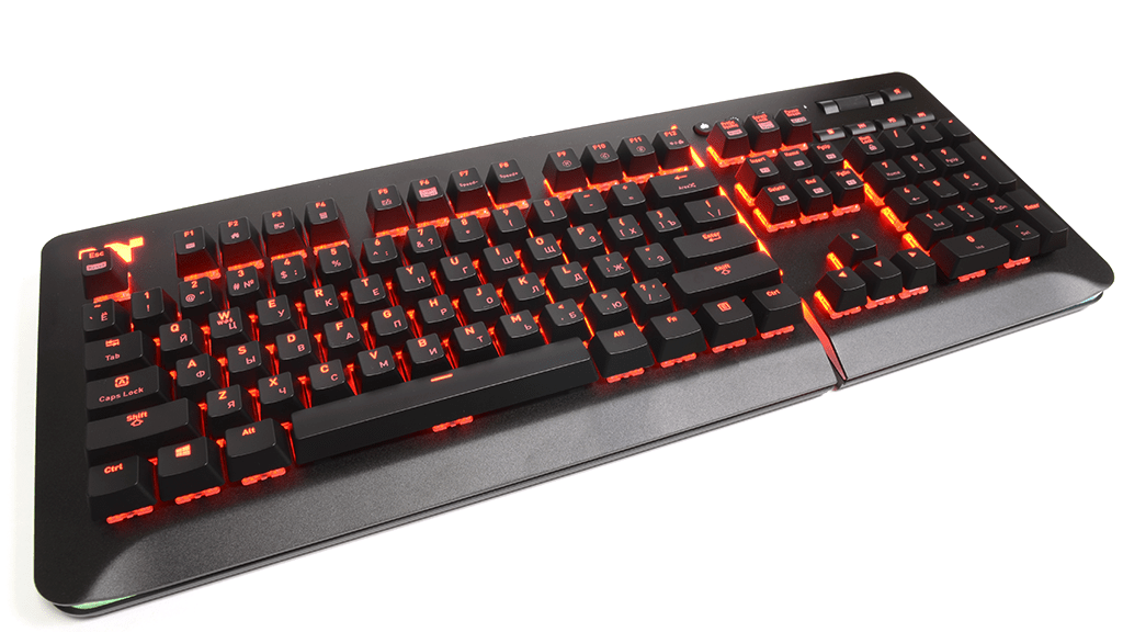 Преимущества Thermaltake Level 20 RGB Cherry MX Speed