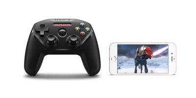 SteelSeries Nimbus Wireless Controller уже в продаже