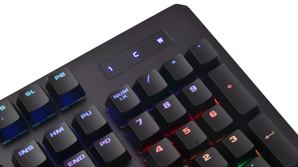 Плюсы и минусы Mad Catz S.T.R.I.K.E. 4 Cherry MX Red