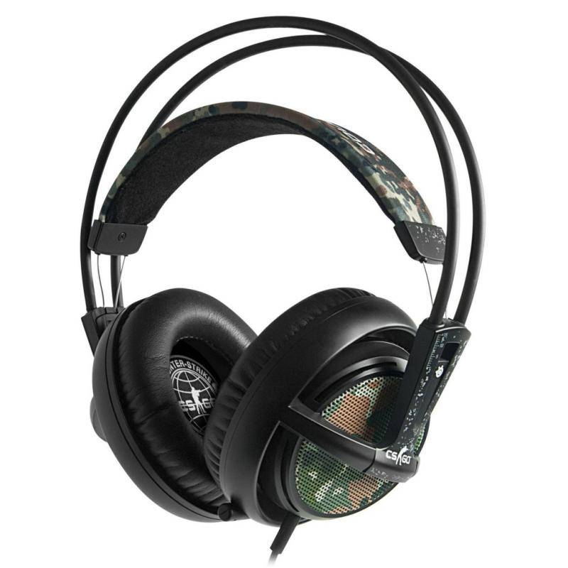 SteelSeries Siberia v2 Full-size Counter Strike Global Offensive Edition