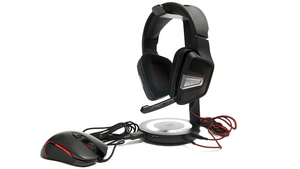 Итоги обзора Patriot Viper Gaming Headset Stand