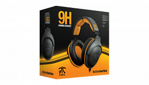 SteelSeries 9H Fnatic Edition - фото 5