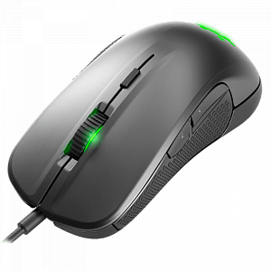SteelSeries Rival 300 Silver - фото 1