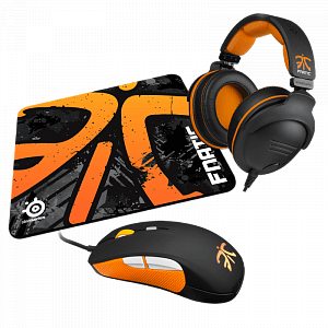 SteelSeries Fnatic Bundle - фото 1