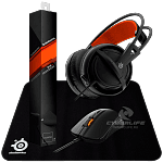 Набор SteelSeries Black