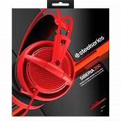 SteelSeries Siberia 200 Forged Red - фото 7