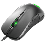 Мышь SteelSeries Rival 300 Silver