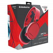 SteelSeries Arctis 3 Solar Red - фото 4