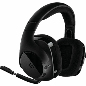 Наушники Logitech G533 Wireless - фото 5