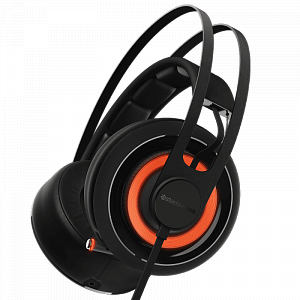 SteelSeries Siberia 650 Black - фото 1