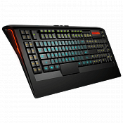 Клавиатура SteelSeries Apex Gaming Keyboard Black USB - фото 5