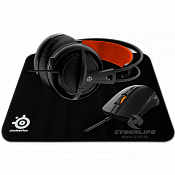 SteelSeries Black - фото 2