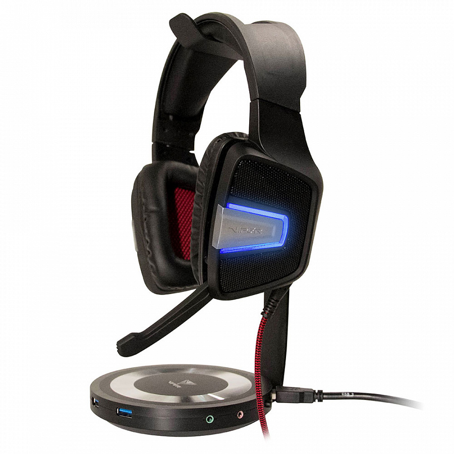 Patriot Viper Gaming Headset Stand - фото 3