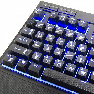 Counter Strike Global Offensive Keycap Set - фото 3
