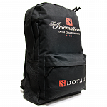 Dota 2 The International Backpack Black
