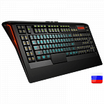 Клавиатура SteelSeries Apex Gaming Keyboard Black USB