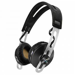 Наушники Sennheiser MOMENTUM 2 WIRELESS OEBT BLACK - фото 1