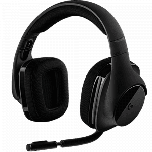 Наушники Logitech G533 Wireless - фото 4