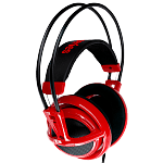SteelSeries Siberia v2 Red