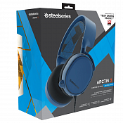 SteelSeries Arctis 3 Boreal Blue - фото 4