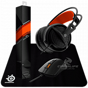 SteelSeries Black - фото 1