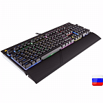 Клавиатура Corsair STRAFE RGB MX RED