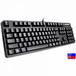 Клавиатура SteelSeries 6Gv2 Black USB+PS/2