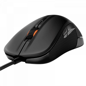 Мышь SteelSeries Rival 300 Black - фото 1