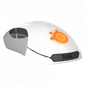 SteelSeries Rival 300 White - фото 4