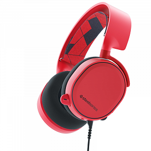SteelSeries Arctis 3 Solar Red - фото 1