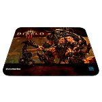 Коврик для мыши SteelSeries QcK Barbarian Edition (Diablo III)