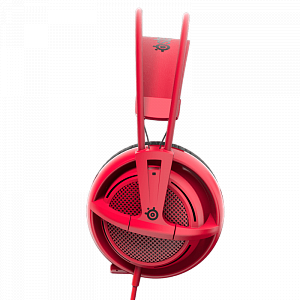 SteelSeries Siberia 200 Forged Red - фото 4